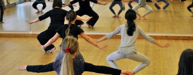 cours évi'danse enfants