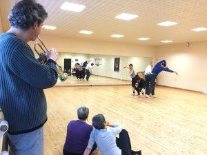 Atelier danse-musique